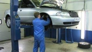 Как прокачать воздух в системе охлаждения БМВ 520